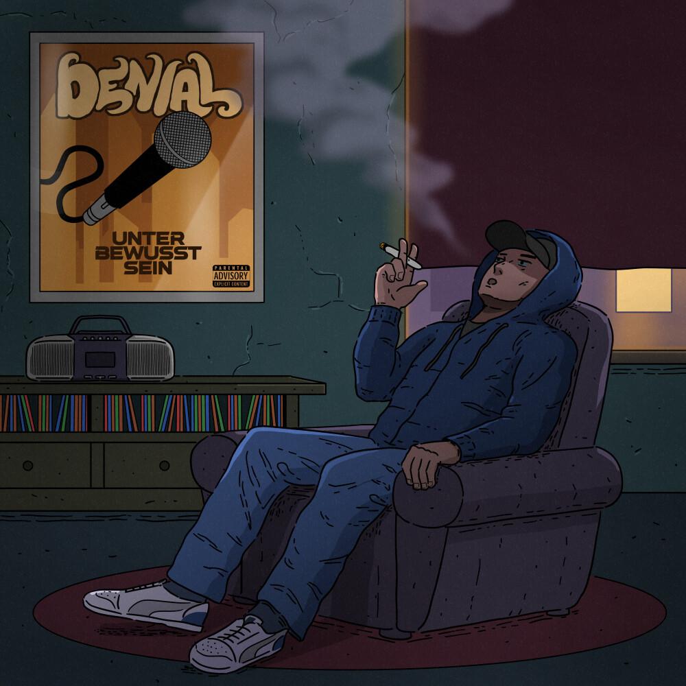 Deniali CD plaadi kujundus ja illustratsioon
