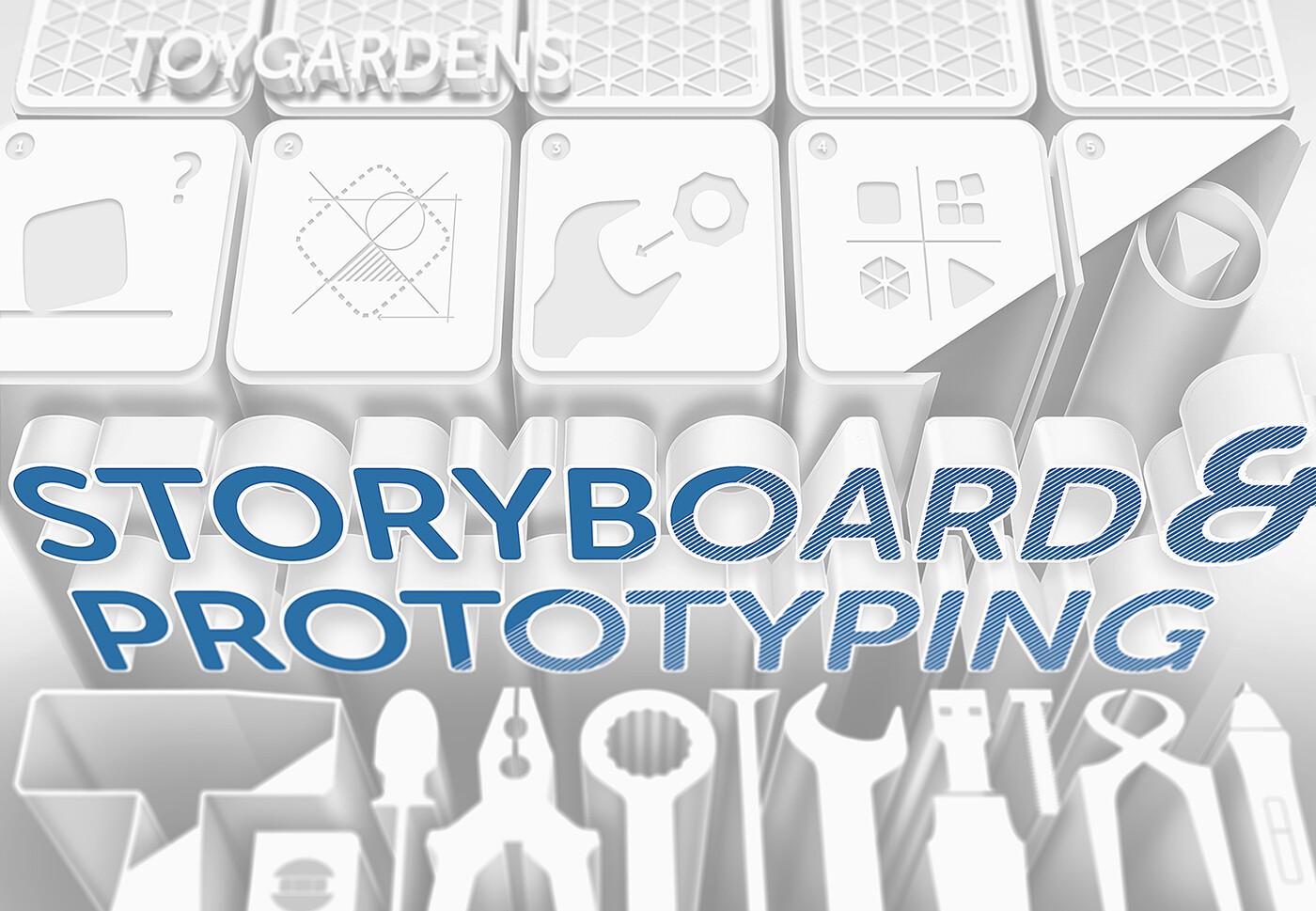 Storyboard & Prototyping