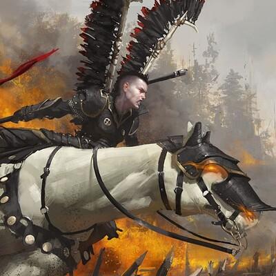 Aaron j riley black knight aaronjriley