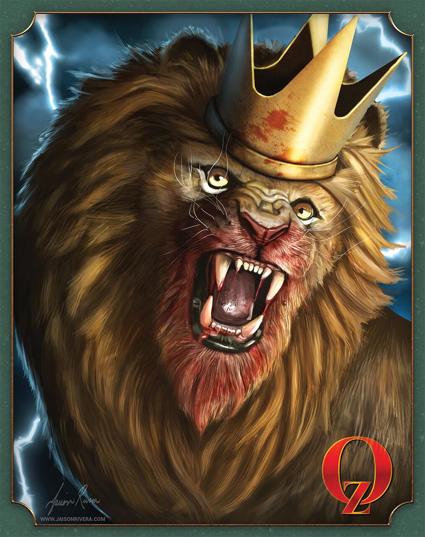 Oz: Lion