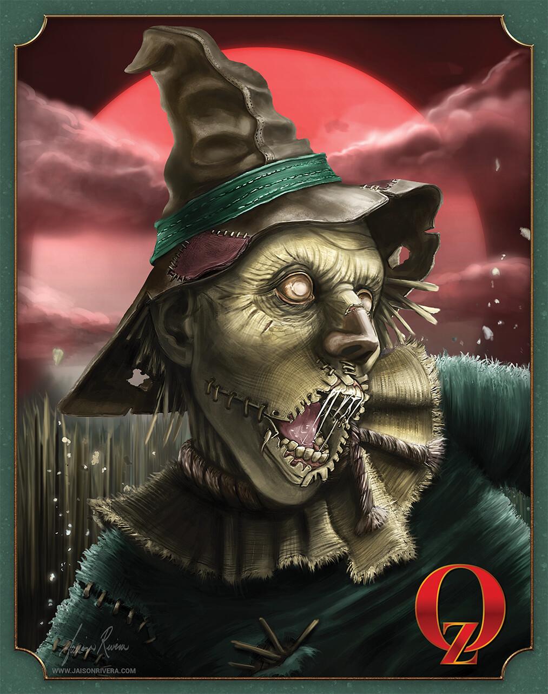 Oz: Scarecrow