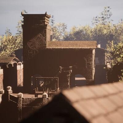 Da Vinci - Medieval Village Asset Pack