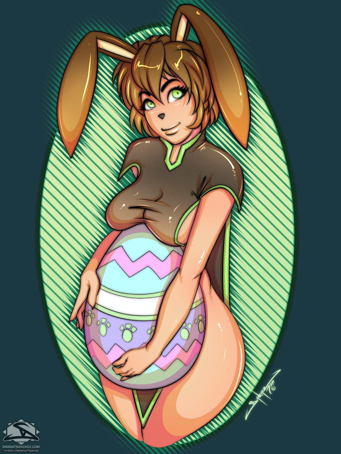 Happy Easter, Every-Bunny