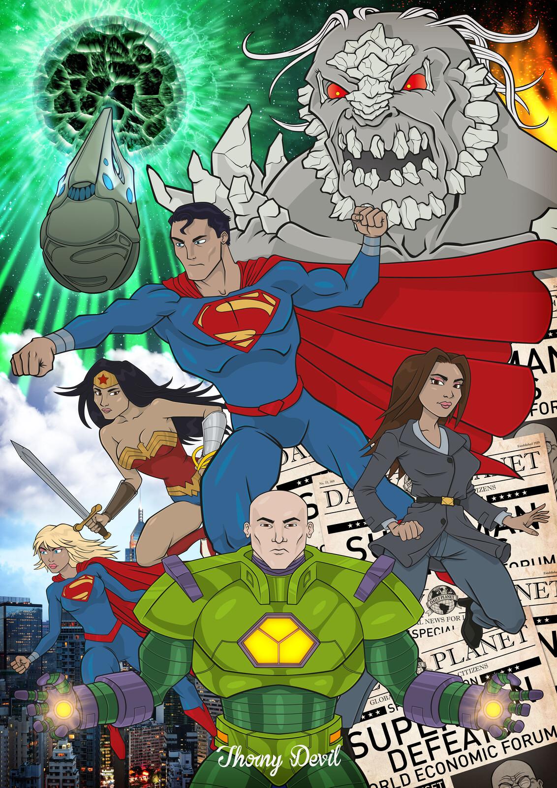 Superman, the original & best!