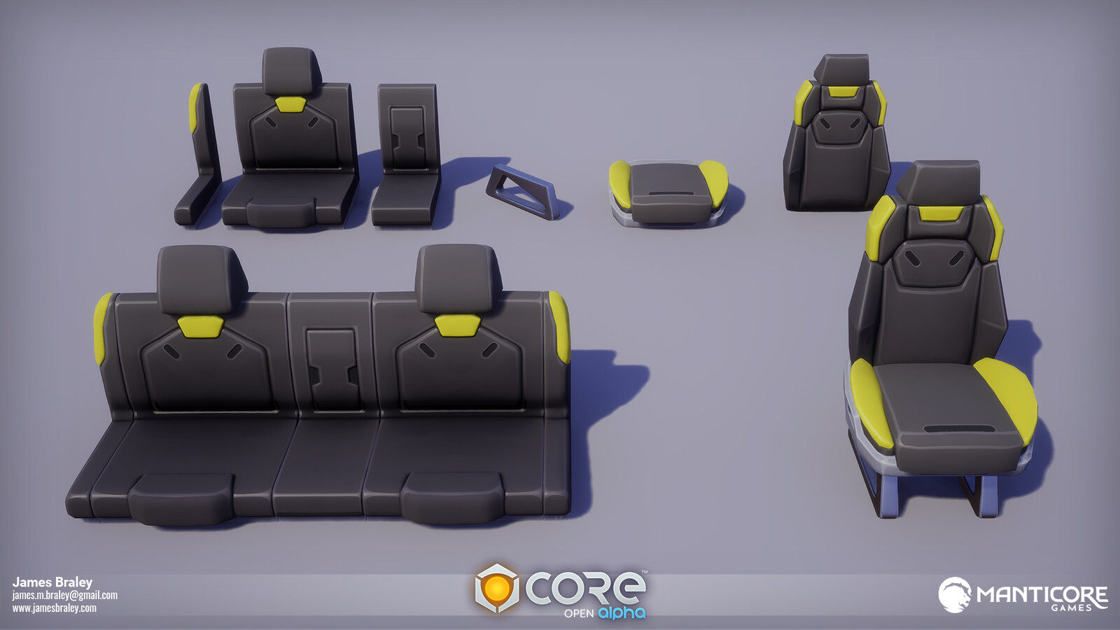 Urban Car/Truck Seats