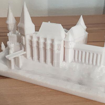 Florian sigl corvin castle