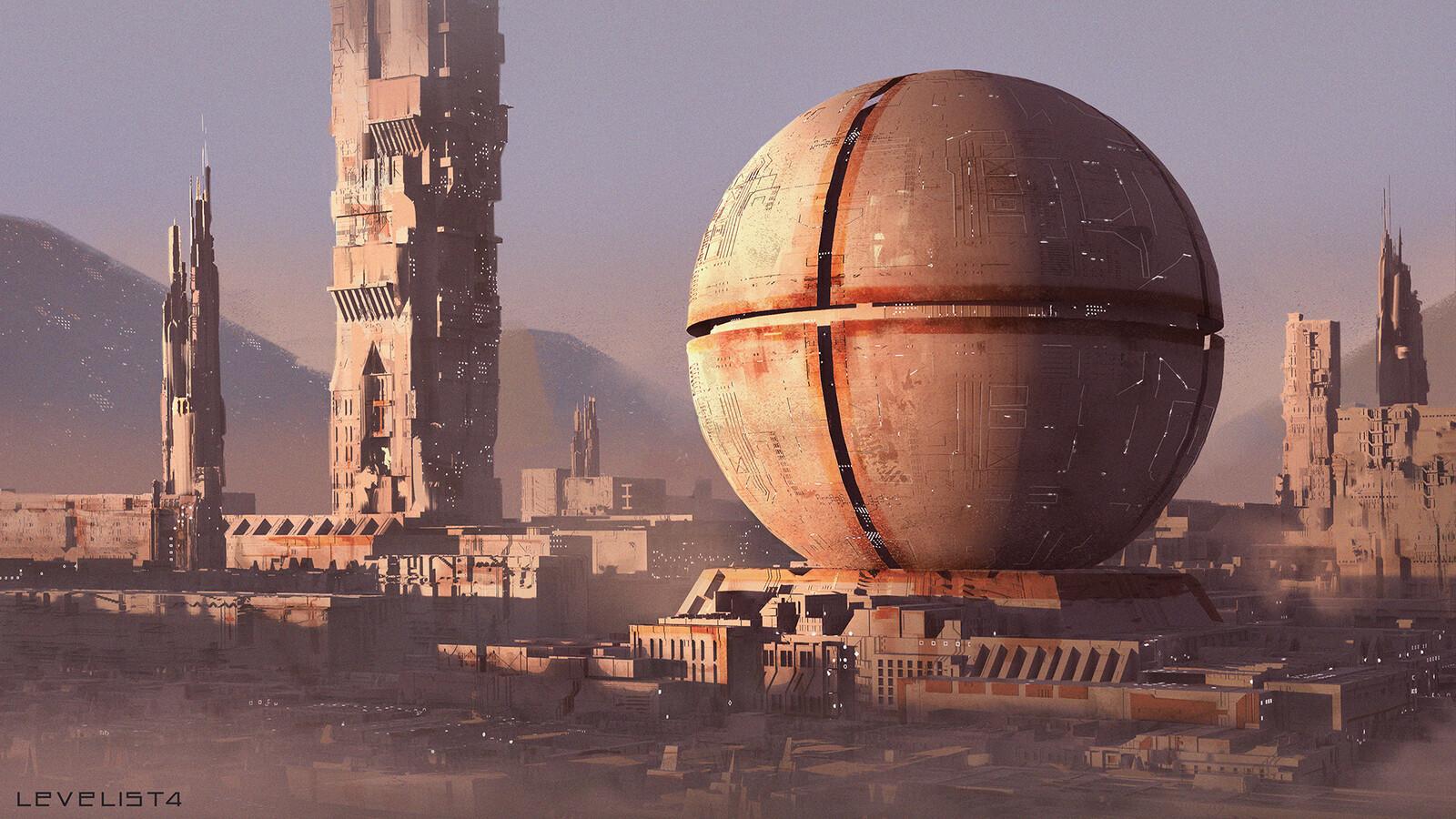 Ancient Alien Civilization