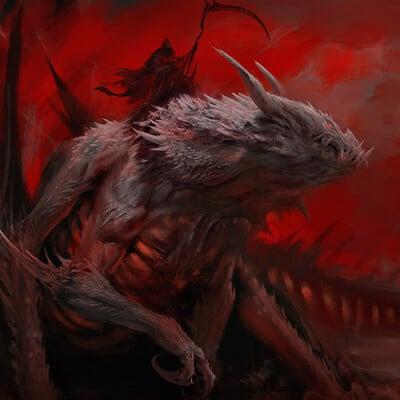 Antonio j manzanedo dragon rider manzanedo 2