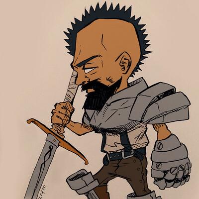Gabriel victor guerreirinho progress
