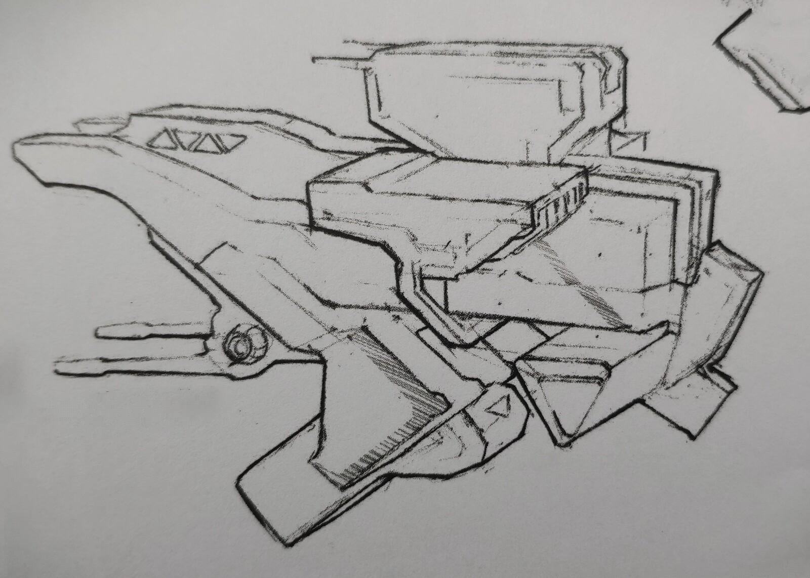 Fhrazer Gun?