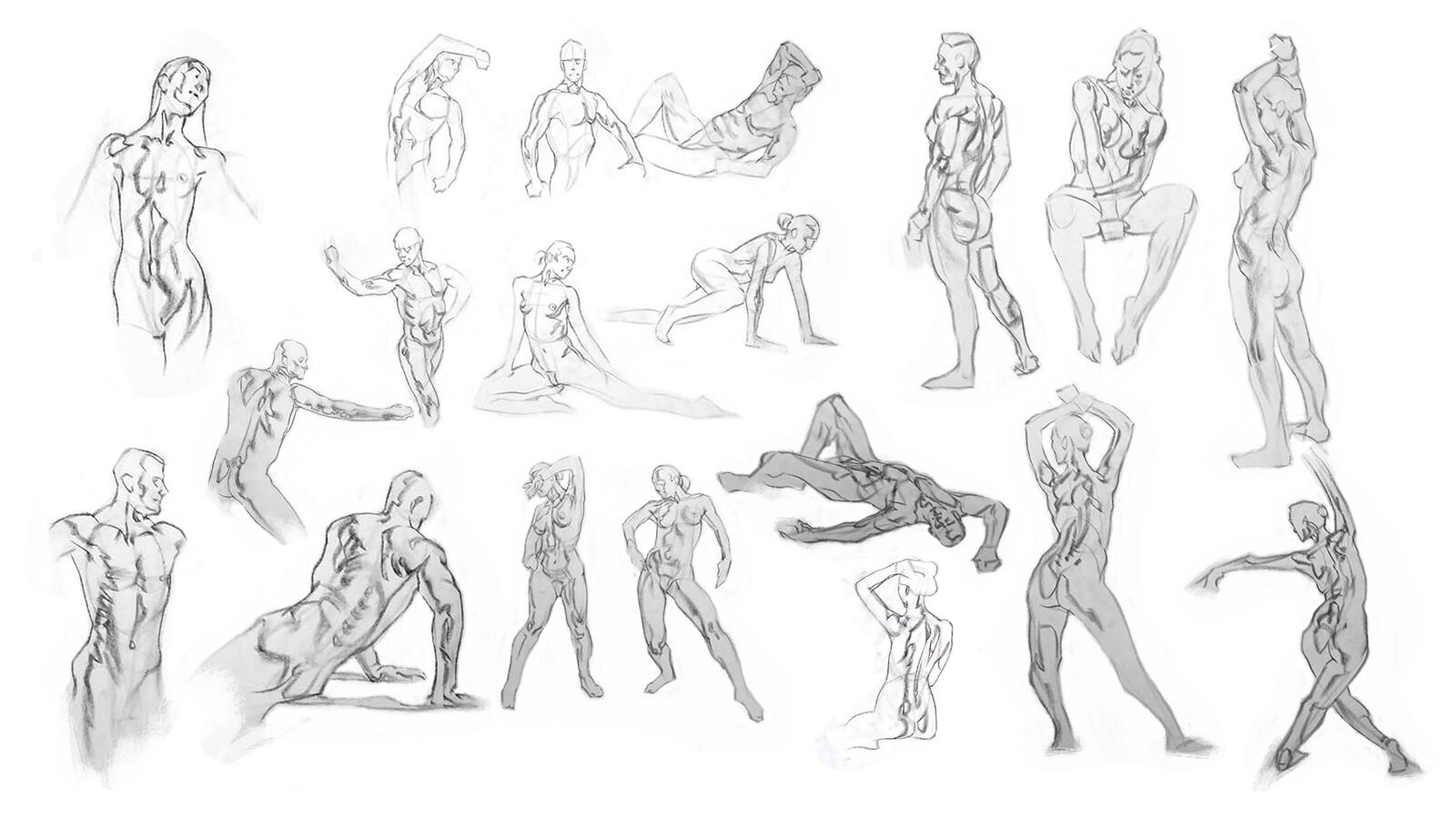 Figure Studies 18