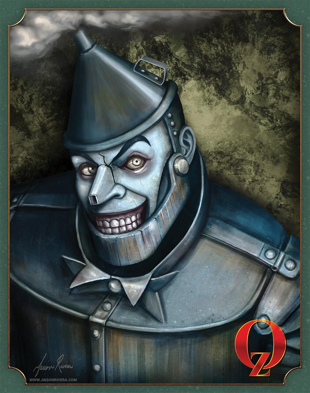 Oz: Tin Man