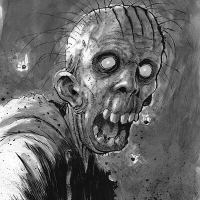 Gary barker zombie guy1 x