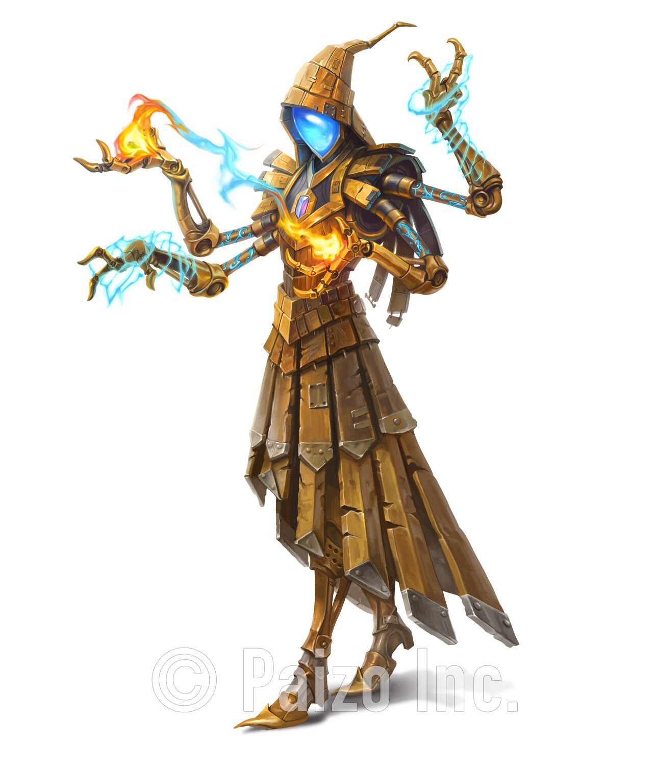 Clockwork Mage - Pathfinder 2e