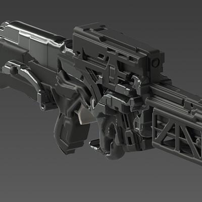 Yuetlam lo rifle middum 1