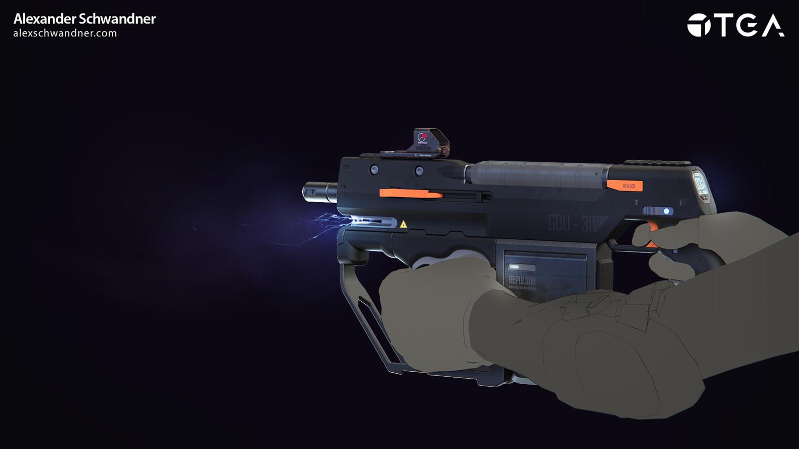 Stun Gun Visualization