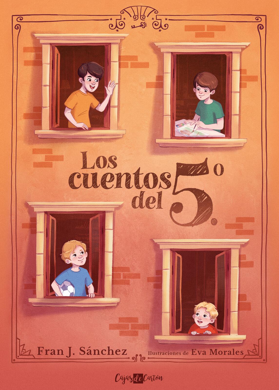 Autor: Fran Javier Juan Sánchez Ilustrador: Eva Morales Editorial:  Cajas de cartón Lenguaje: Español