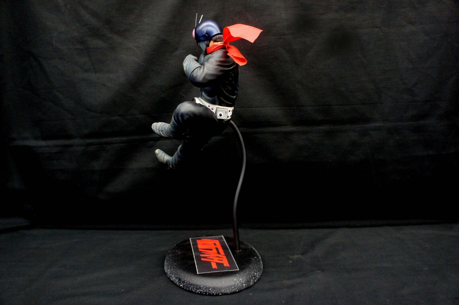 Rider Kick Art Statue ライダーキック 完成品 https://www.solidart.club/