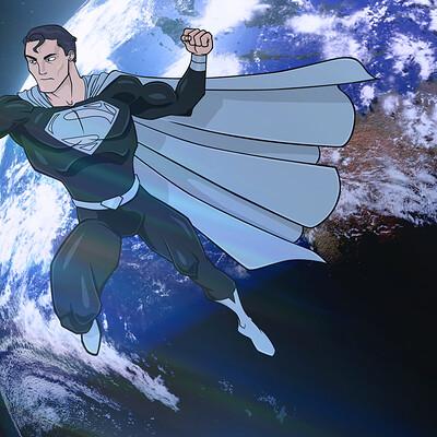 Thorny devil superman earthsprotector