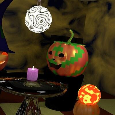 Himanshi kalra pumpkin party