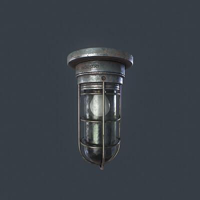 Sasa nikin bunkerlamp v2000