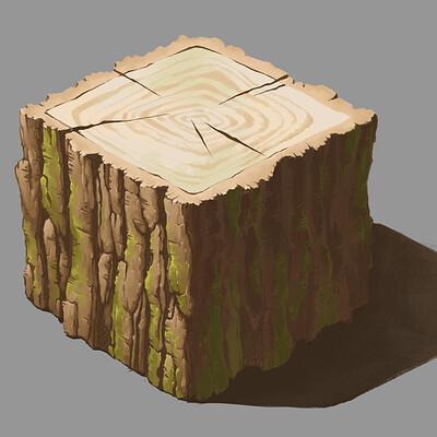 Jeeyoung lee texture wood 03