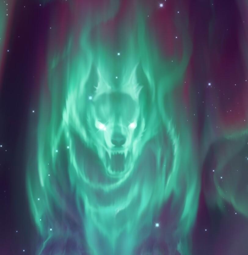 Havamal Fenris Wolf