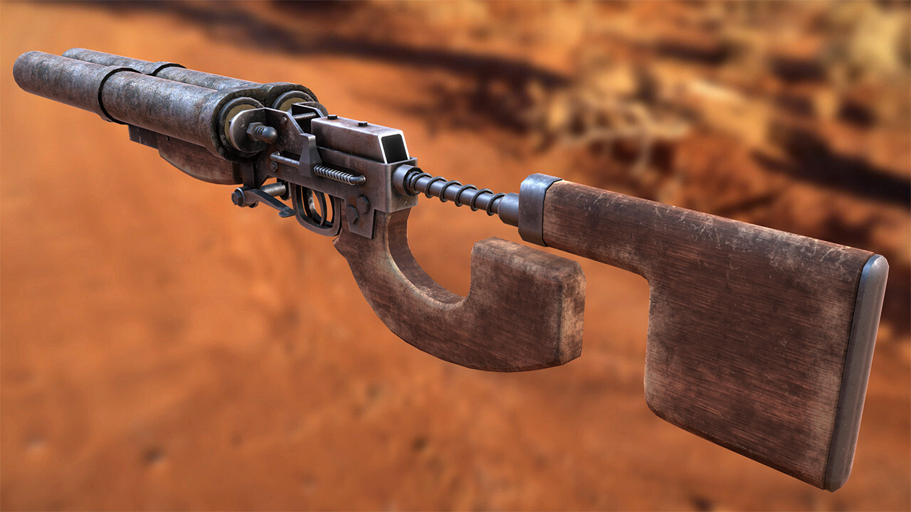 Unity Real-time Shotgun
