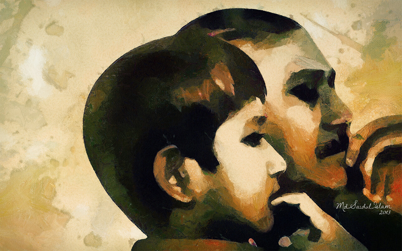 Sheikh Russel (Oct 18, 1964 – Aug 15, 1975), the youngest child of Bangabandhu Sheikh Mujibur Rahman  License: Creative Commons Attribution-Noncommercial-No Derivative Works 3.0 License