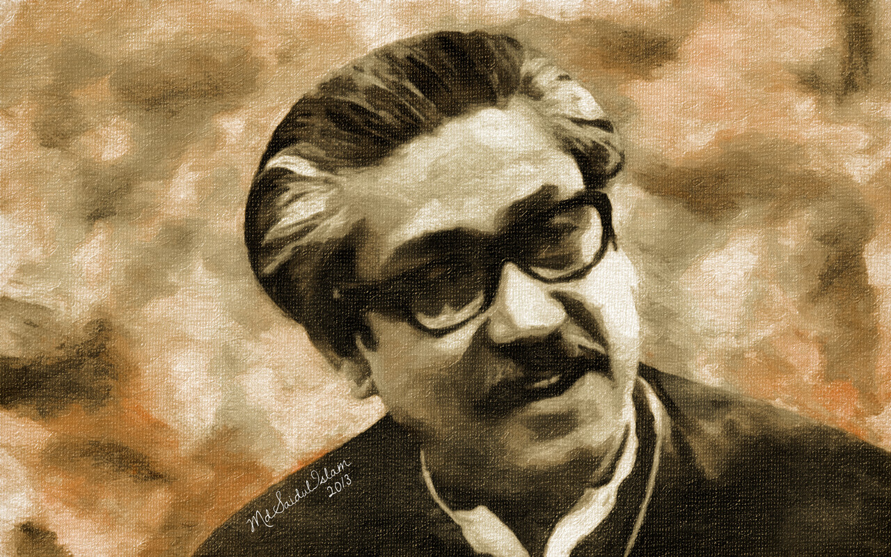 Bangabandhu Sheikh Mujibur Rahman, an enthralling leader and most importantly a true patriot  License: Creative Commons Attribution-Noncommercial-No Derivative Works 3.0 License