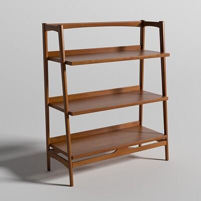 Freddie o reilly mc book shelf