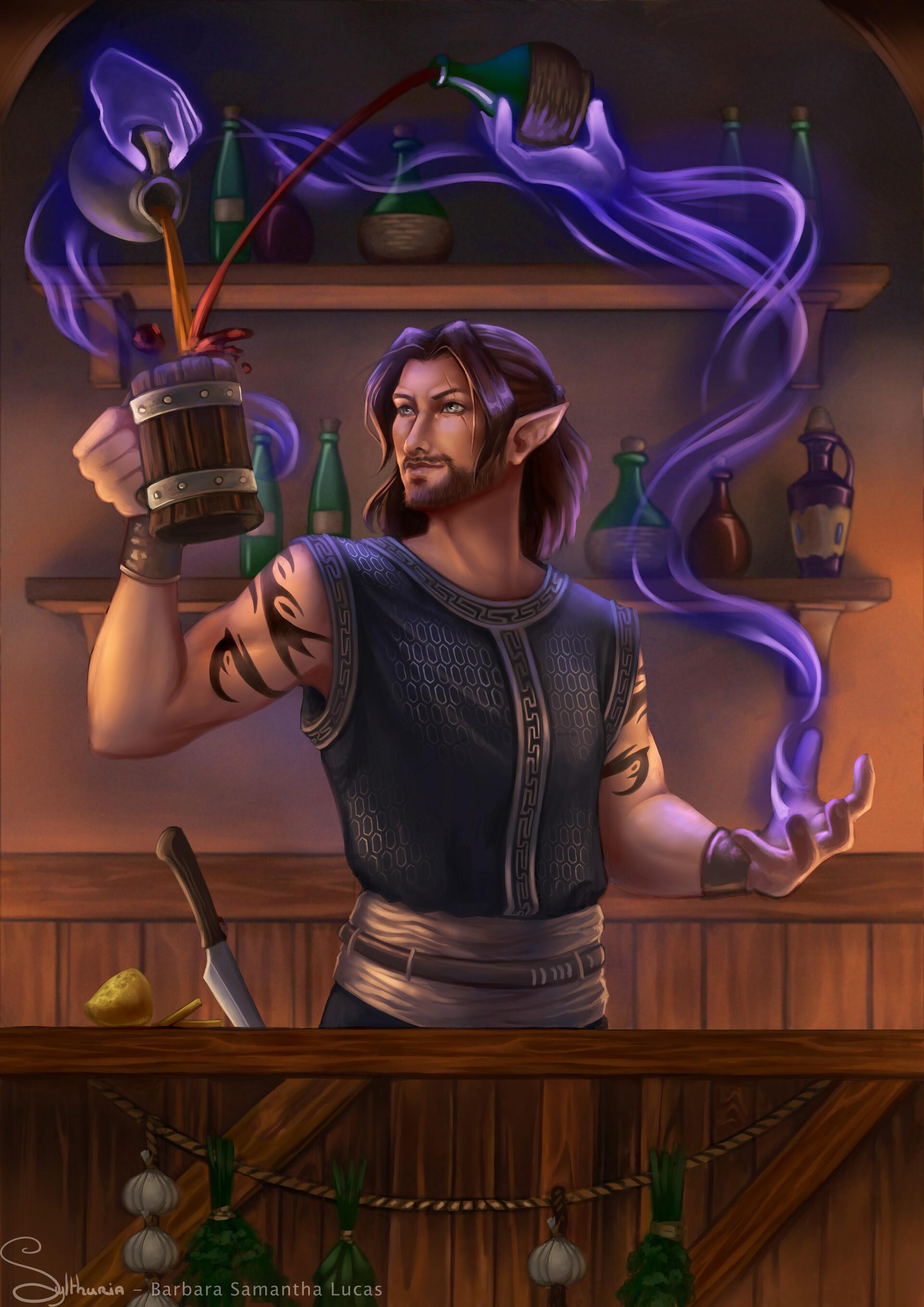 Bartender - ESO character