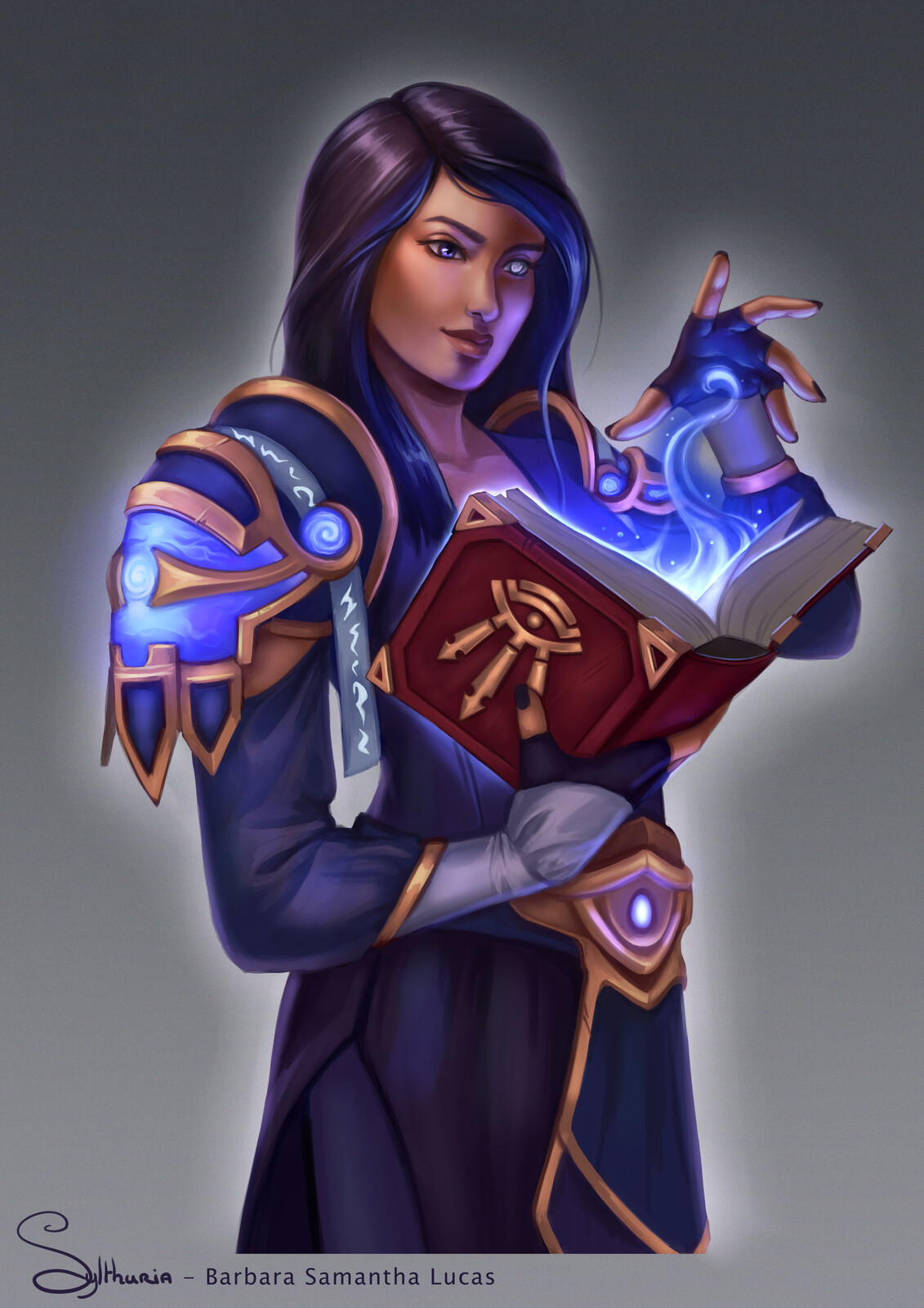 Sorceress - WoW Character
