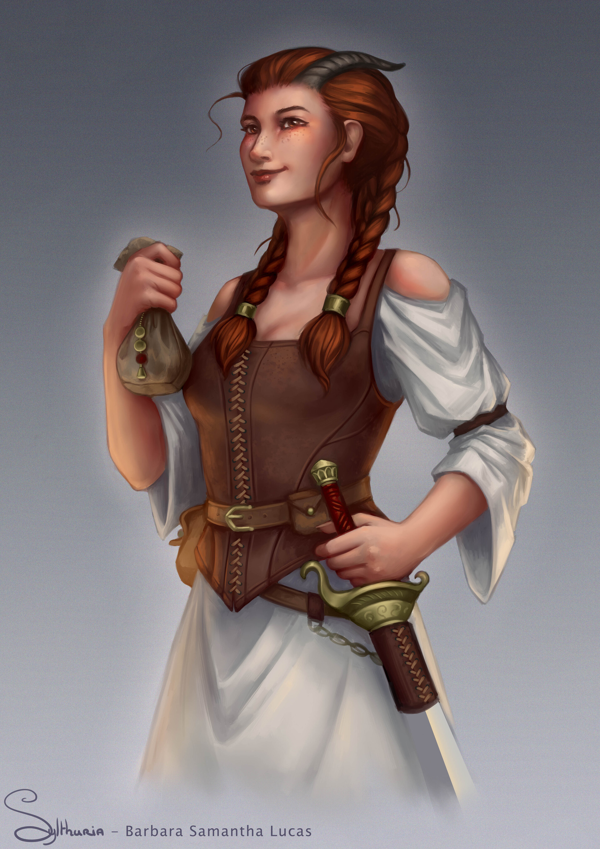 Gnome  - Character Design