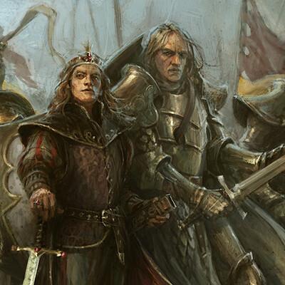 Stefan kopinski lannister heroes 2 final