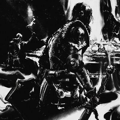 John powell black and white1e