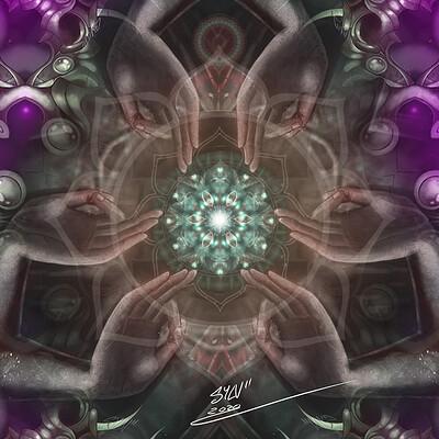 Lopez sylvain open the lotus sylv