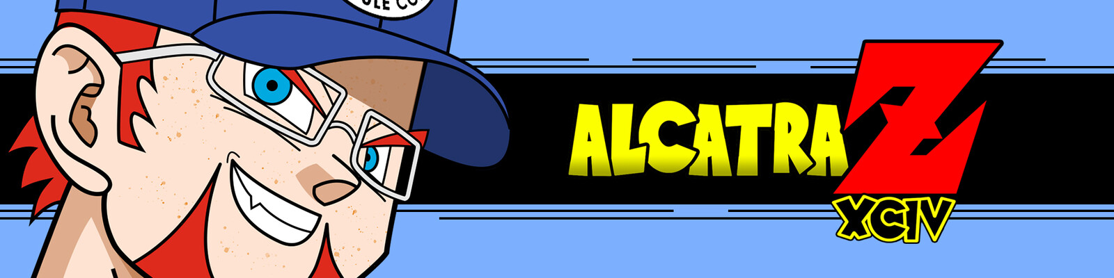 Another Twitch banner for AlcatrazXCIV