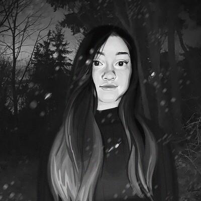 Brianna fecarotta selfportrait dec2020 1