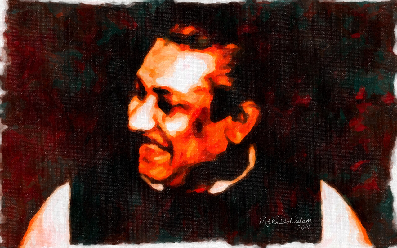 Father of the Nation (Friend of Bengal) Bangabandhu Sheikh Mujibur Rahman  License: Creative Commons Attribution-Noncommercial-No Derivative Works 3.0 License