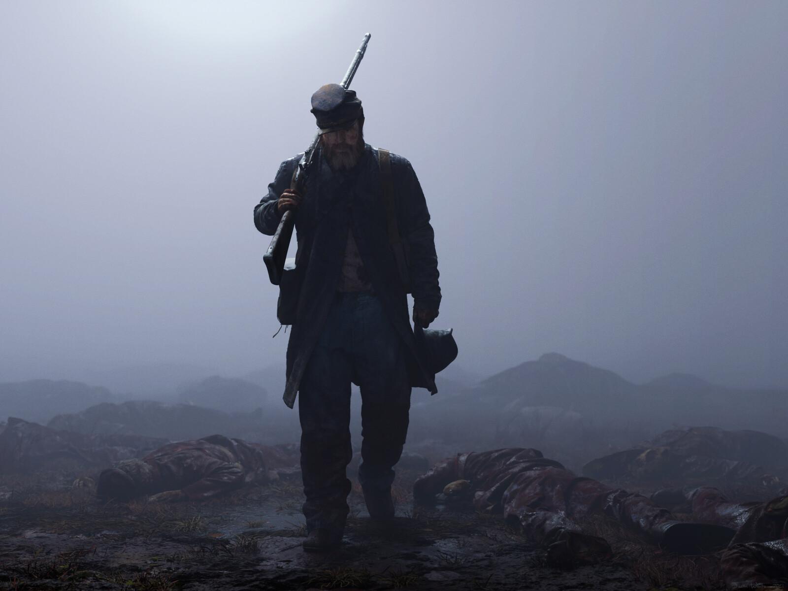 Blackstone Valley: Fog of War