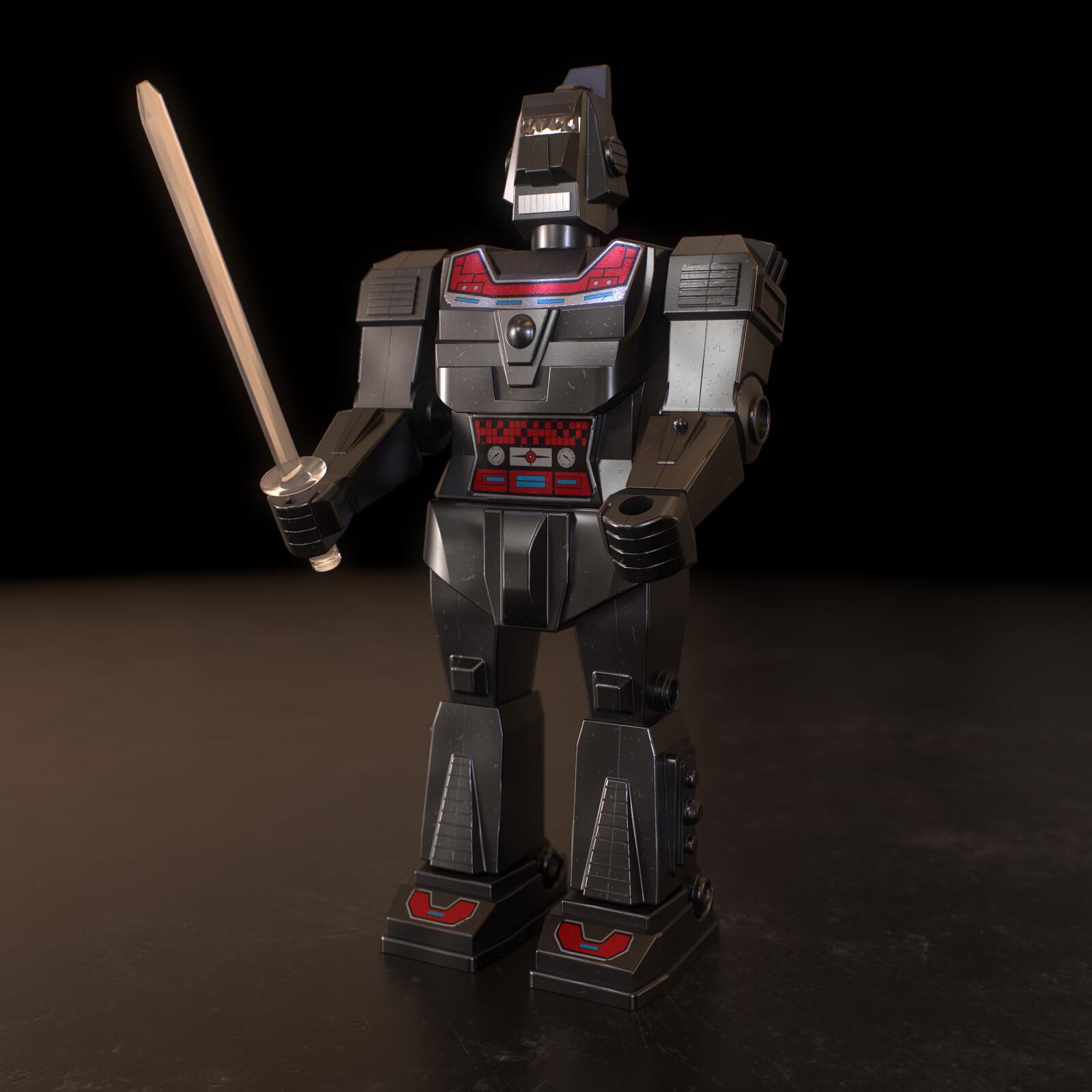 Robot Warrior (1984)