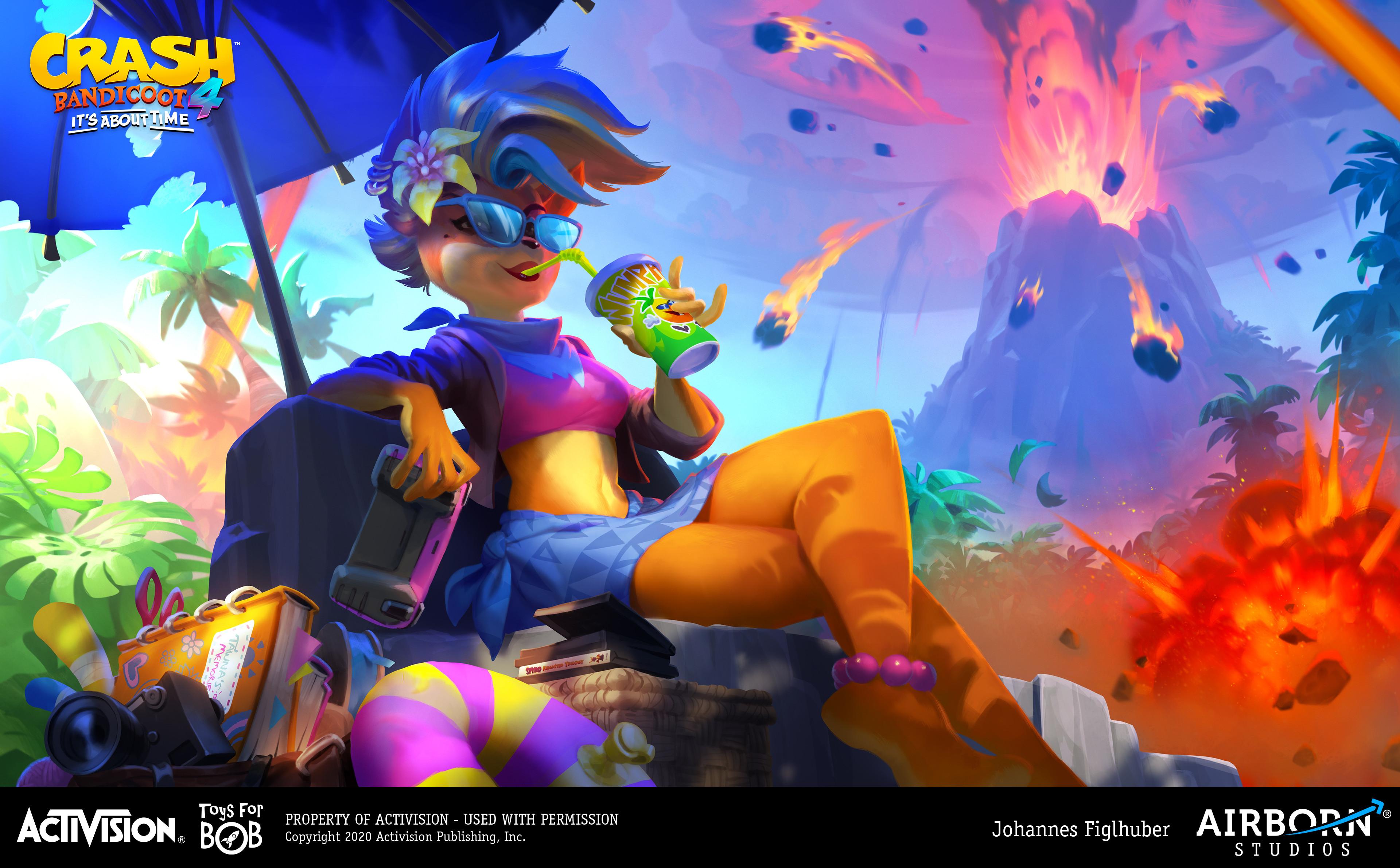 Tawna (outro artwork)