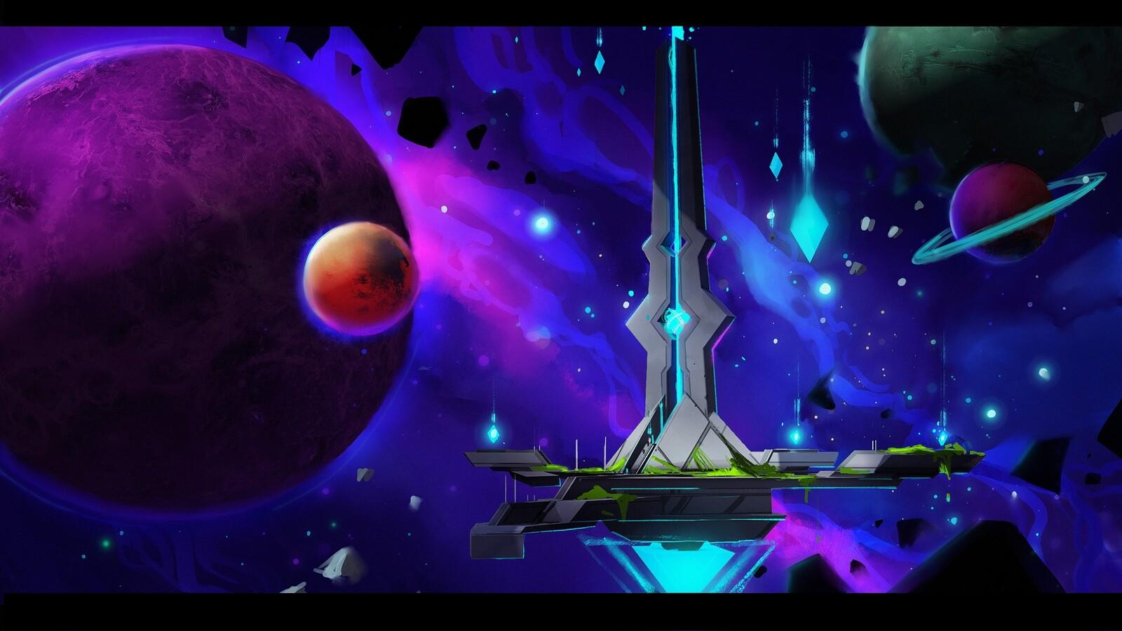 Crystal Core: Lobby