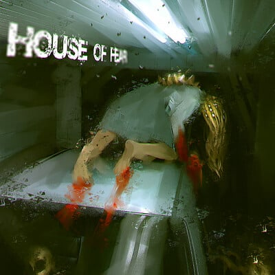 Benedick bana house of fear the garage finalb lores