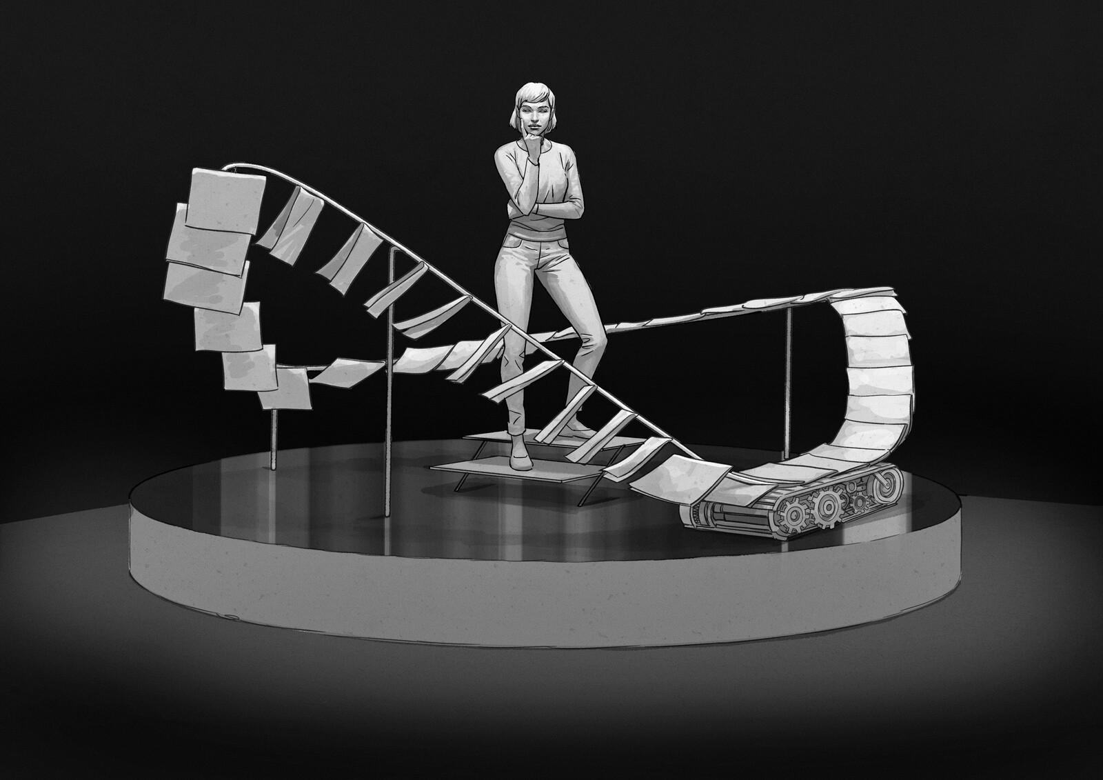 Diorama 3