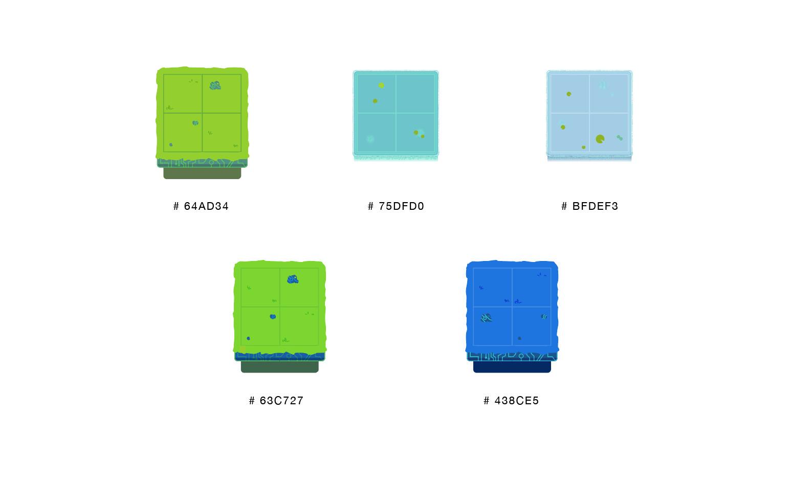Basic Tile Types