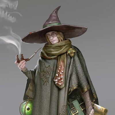 Mikhail palamarchuk wizard