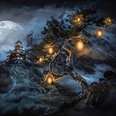 Erica grenci fantasy landscape 02afinal