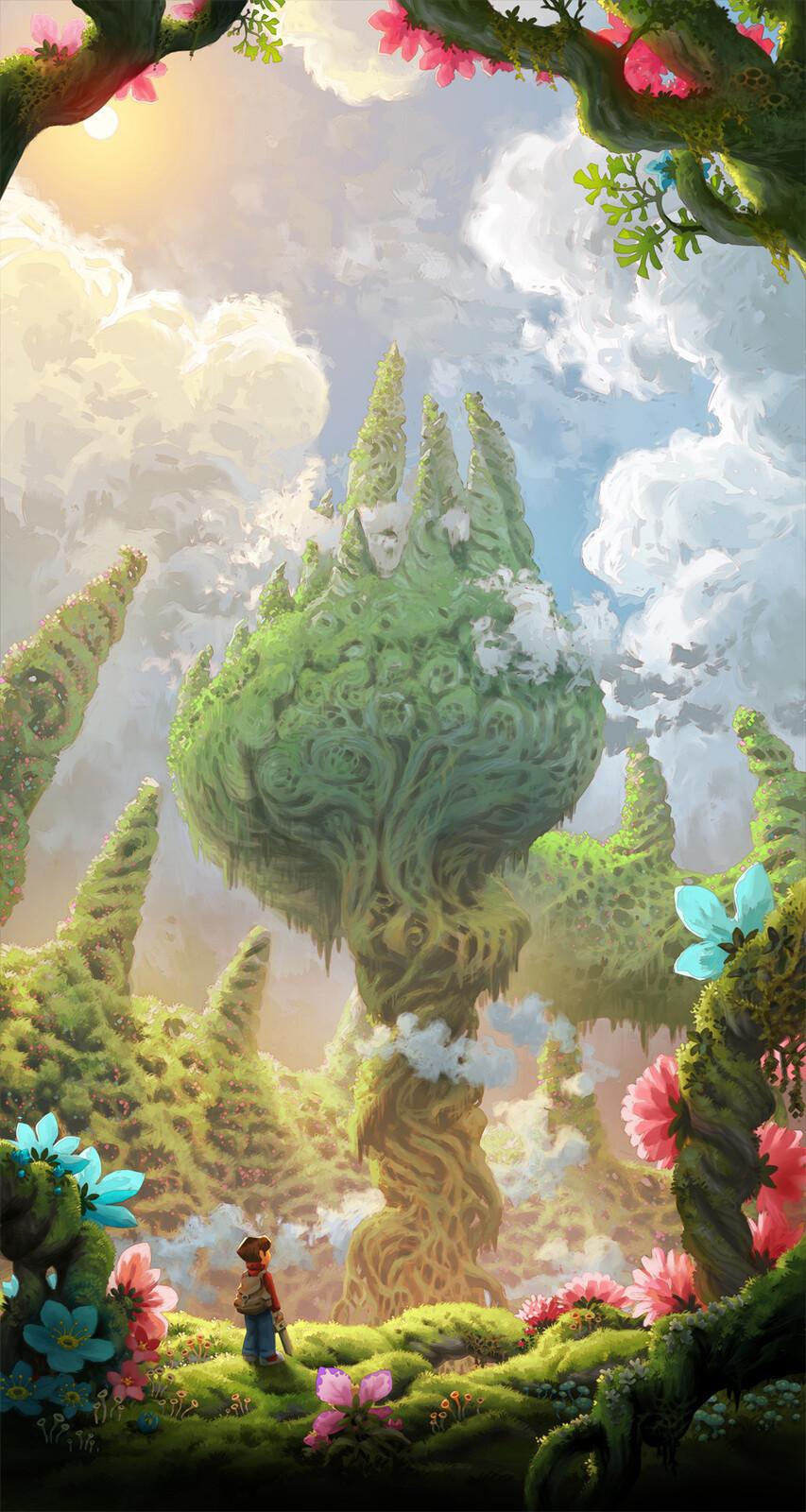 The Wormworld Saga - Chapter 3, Panel 17
